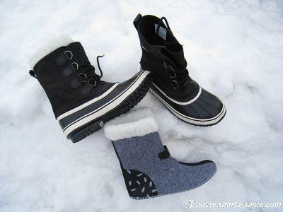 bottes apr s ski femme sorel chaussures chaudes pour la neige ou pour l 39 hiver. Black Bedroom Furniture Sets. Home Design Ideas