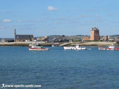 Camaret sur mer son anse dans la p ninsule d 39 armorique - Office du tourisme de camaret sur mer ...