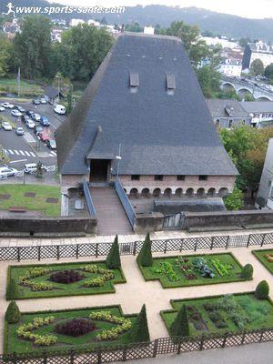 La couvertoirade village fortifi du larzac d partement de l 39 aveyron r gion midi pyr n es - Marches jardin pente pau ...