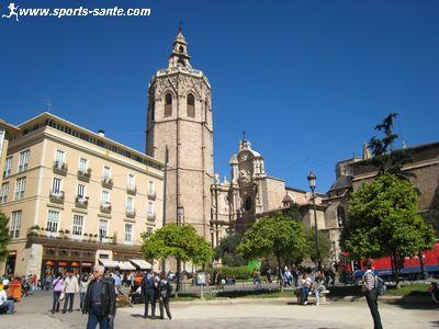 Promenade � Valence en Espagne et d�couverte de la f�te des Fallas