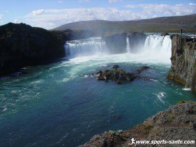 Projet à long terme : World Tour Cascades-islande