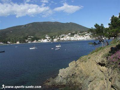 Cadaqu�s en Catalogne du Sud Costa Brava
