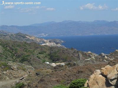 Photo du Cap de Creus et de Llansa en Catalogne du Nord