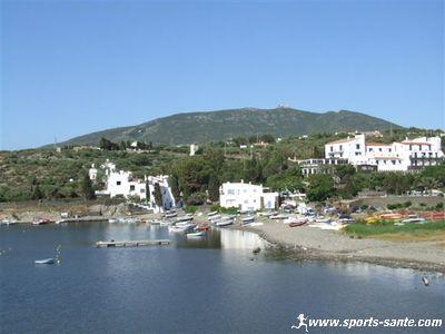 Photo de Port Lligat pr�s de Cadaqu�s en Espagne