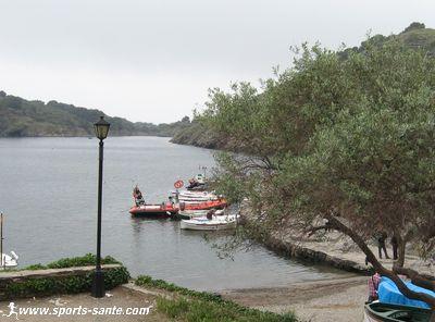Photo de la crique de Port Lligat province de G�rone Espagne