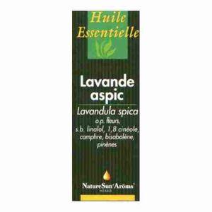 Huile essentielle de Lavande aspic et piq�res (gu�pes, m�duses, scorpions)