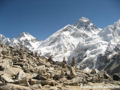 Image de l'Everest Sagarmatha