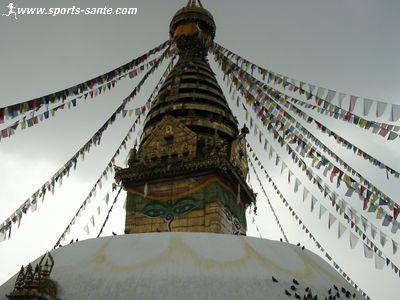 Climat et m�t�o � Katmandou et dans la vall�e de l'Everest au N�pal