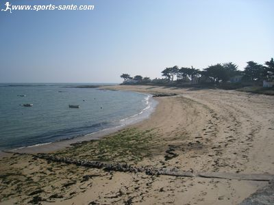 Photo de la plage du Vieil � Noirmoutier
