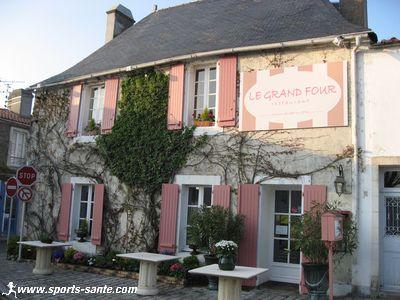Restaurant Le Grand Four � Noirmoutier en l'Ile