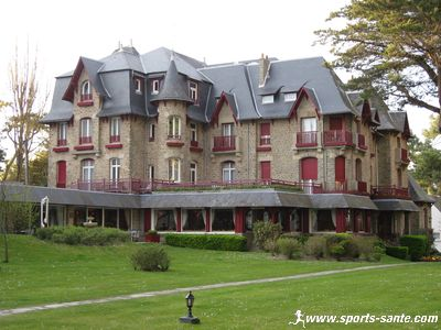 Description des lieux. Castel-marie-louise
