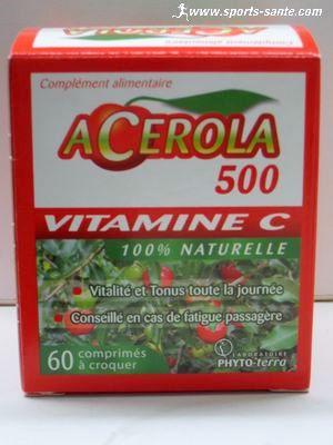 vitamine c complément