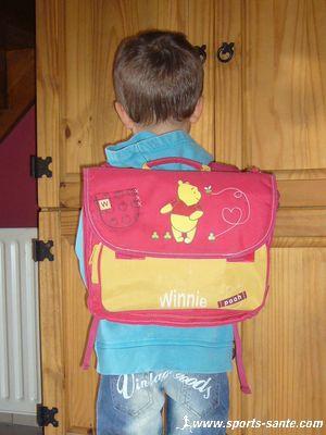 Nouveaux produits 7c1dd 9196b Cartable rentrée scolaire: besace, gibecière, sac à dos ...