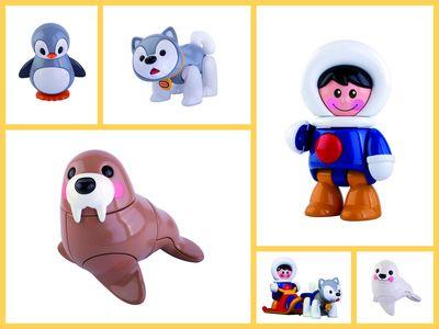 Toys Enfants 1 Idée À De Arctique NoëlJouet Tolo 5 Jouets Ans Pour AjLq35c4R