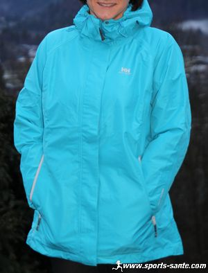differently best sale sells Veste coupe vent pour femme Helly Hansen, modèle Waterford ...
