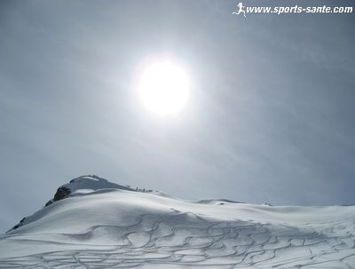 Photo de la T�te de Balacha � Flaine