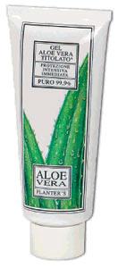 Cosm�tique � base d'Aloe vera : le Gel Aloe vera pur de chez Planter's