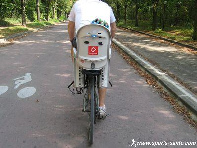 Siège Vélo Bébé Hamax Smiley Compatible VTT Sans Porte Bagage Avis - Porte bébé pour vélo